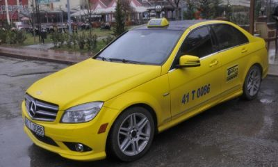 Şanlıurfa Taksi Durakları