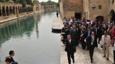 Abdullah Gül Urfa Gezisi