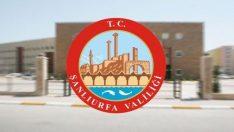 Urfa'da 692 Kamu Personeli Açığa Alındı