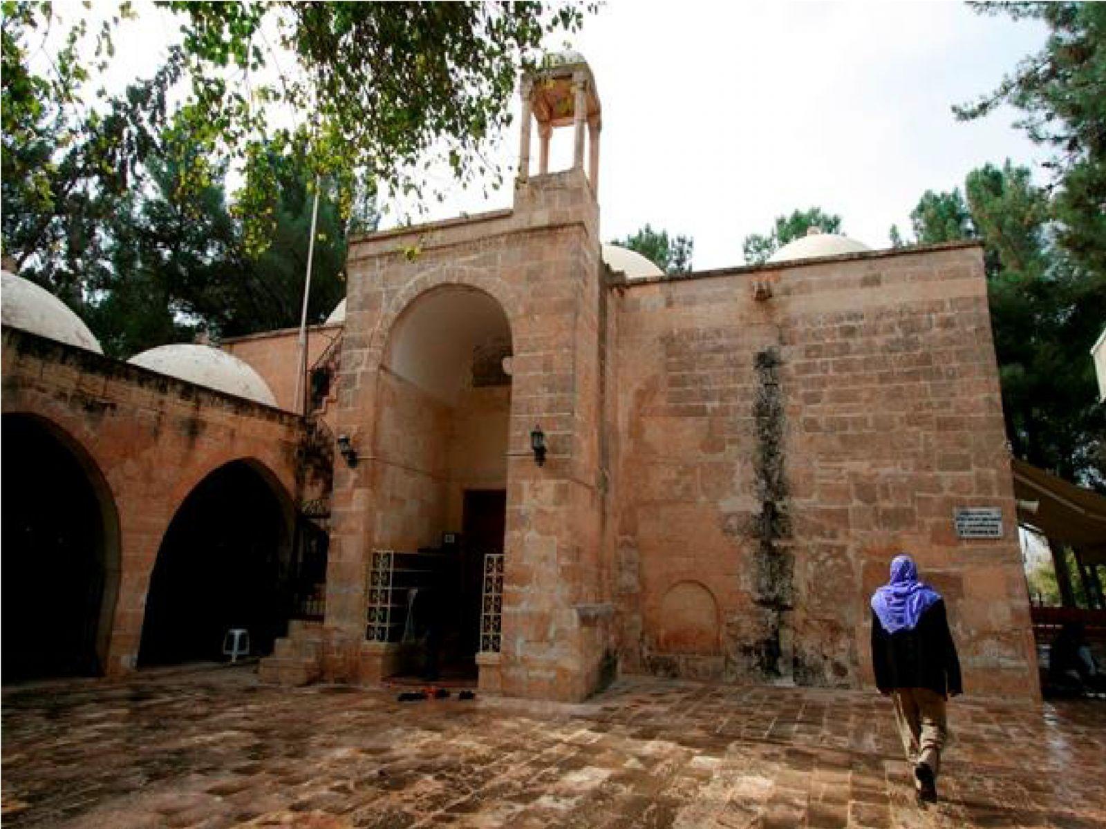 Şeyh Hayat-El Harrani Camii