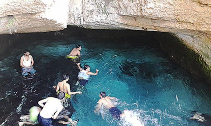 İnbaşı Mağaraları