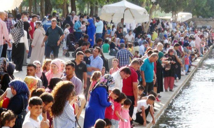 Halil-ür Rahman Ziyaretçi Akını