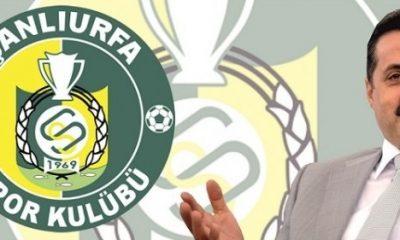 Urfaspor'a desteğin süreceğini söyledi