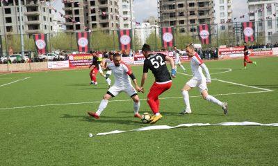 Şampiyon Karaköprü Belediyespor