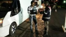 Şanlıurfa'da 34 firari yakalandı