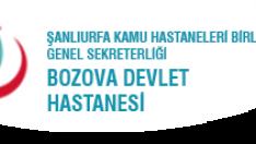 Bozova Devlet Hastanesi