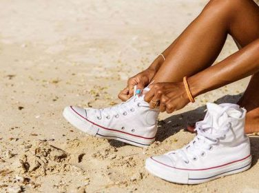 Beyaz ayakkabı nasıl temizlenir?