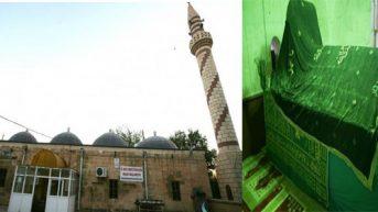 Cabir El-Ensar Cami ve Türbesi