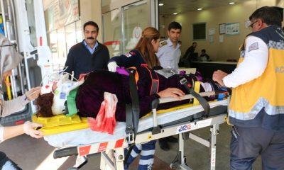 Şanlıurfa'da trafik kazası: 9 yaralı