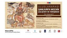 Şanlıurfa'nın Mozaikleri Dünyaya Tanıtılıyor