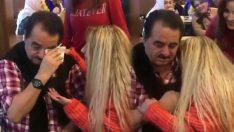 'Dişi İbo' İbrahim Tatlıses'i Hüngür Hüngür Ağlattı