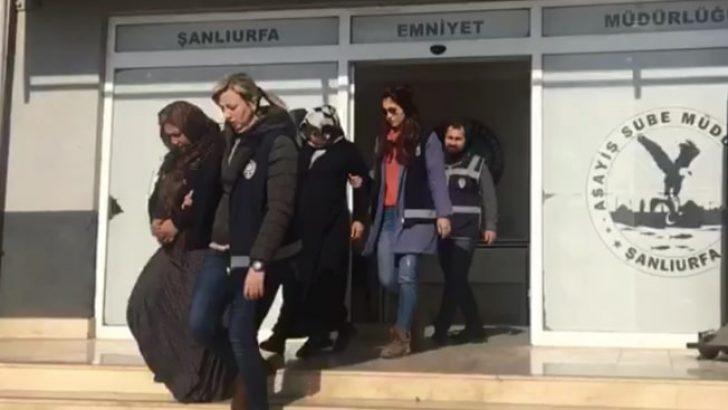 Suriyeli yankesiciler yakalandı