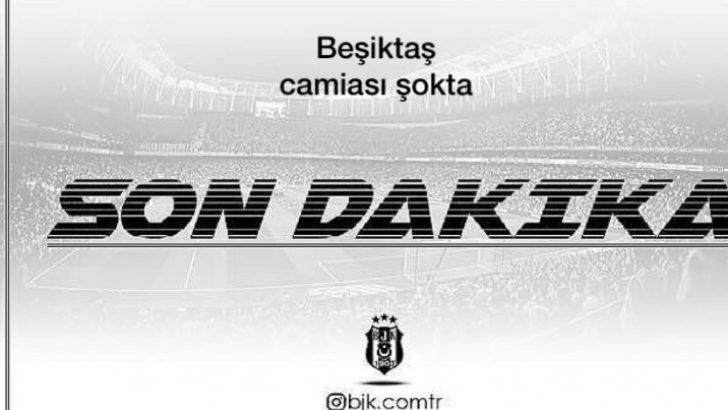 Beşiktaş camiası şokta
