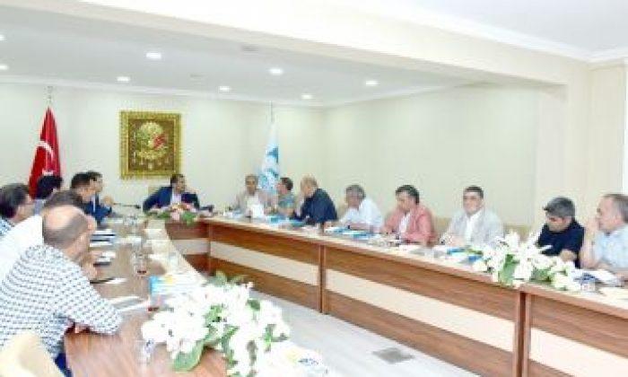 Ceylanpınar'da Koordinasyon Toplantısı