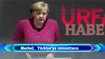 Türkiye'ye minnettarız