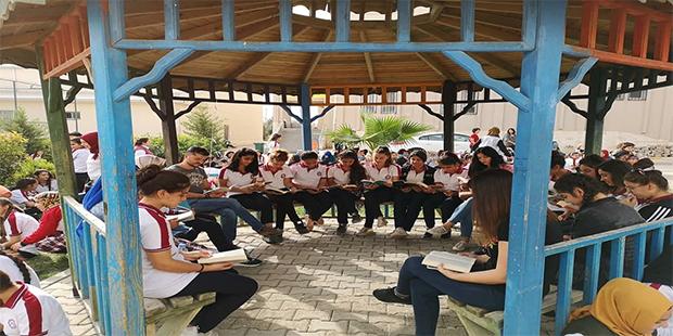 Viranşehir Okuyor…