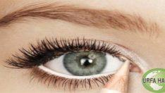 Beyaz eyeliner nasıl kullanılır