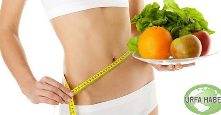 Kilo kaybı için sağlıklı bir diyet