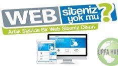 Şanlıurfa Web Site Tasarımında Kampanya