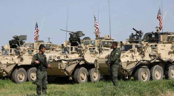 ABD: Suriye'nin kuzeyine asker sevkiyatı yapmadık