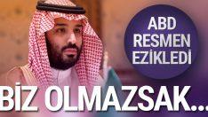 ABD'li senatörden Suudi Arabistan için olay sözler!