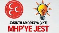 AK Parti MHP ittfakı netleşiyor! İstanbul'da 2 Ankara'da ilçe…