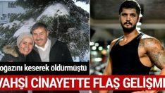 Beşiktaş'ta apartman görevlisini öldüren fitness hocası yakalandı
