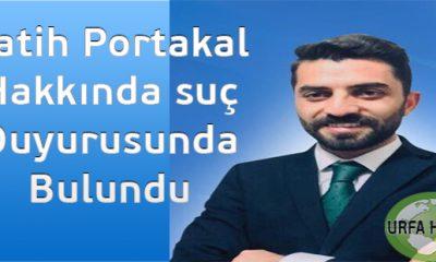 AKDOĞAN, Fatih Portakal hakkında suç duyurusunda bulundu