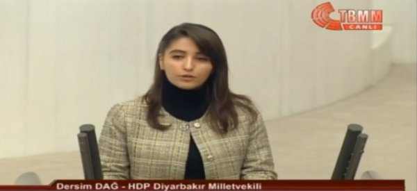 HDP'li Dersim Dağ uyuşturucu kullanımını sordu