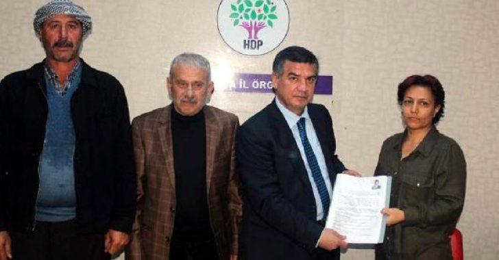 HDP'nin belediye başkan aday adayı tren kazasında hayatını kaybetti