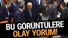 İYİ Parti'den Bahçeli ve Buldan görüşmesine olay yorum!