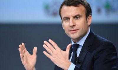 Macron'dan Sarı Yeleklilere zeytin dalı