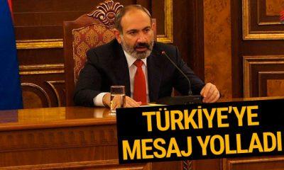 Paşinyan: Türkiye ile ön şart olmadan ilişki kurmaya hazırız
