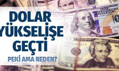 Dolar yükselişe geçti peki ama neden? 29 Ocak dolar fiyatları