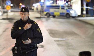 İsveç'te camiye saldırı