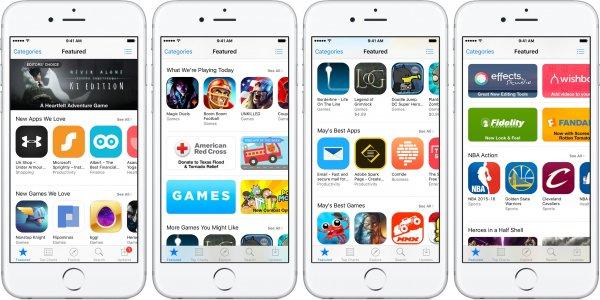 Apple, iPhone'ların ekranını kaydeden uygulamaları kaldıracak