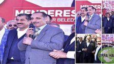 Demokrat Parti CEYLANPINAR'ı Adeta Salladı.