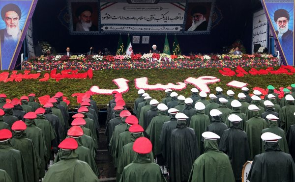İran füze üretimine devam edecek
