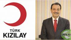 Kızılay şube başkanlığına Dr. Ahmet Hamdi İNAN seçildi.