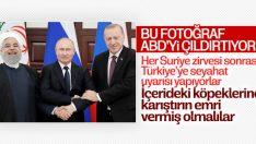 Suriye Zirvesi sonrasında, ABD 'Türkiye'ye gitmeyin' dedi