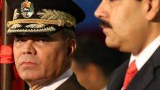 Venezuela Savunma Bakanı Lopez Trump'a rest çekti
