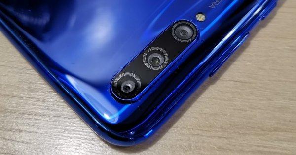 32 MP ön kameralı Honor 10i tanıtıldı