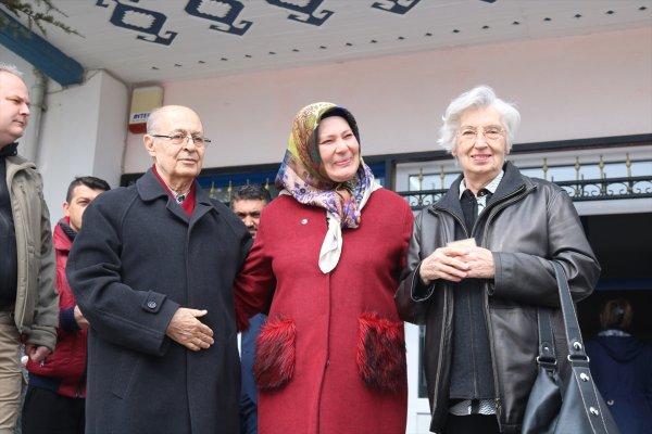 Ahmet Necdet Sezer vatandaşlık görevini yaptı