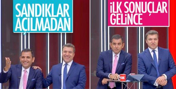 Fatih Portakal'ın seçim heyecanı