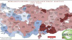 Herkes memleketinde yaşasaydı Urfa'nın nüfusu nasıl olurdu?