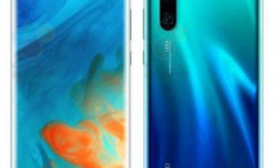 Huawei P30 ve P30 Pro'nun tasarım özellikleri ortaya çıktı