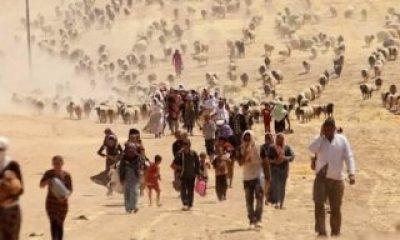 Lübnan'da yaşayan yüzlerce Suriyeli evlerine geri döndü