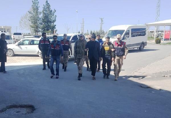 Şanlıurfa'da canlı bomba eğitimi alan DEAŞ'lı teröristler yakalandı
