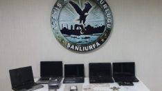 Şanlıurfa'da yasa dışı bahis operasyonu: 16 gözaltı