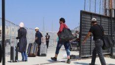 Ülkesine dönen Suriyelilerin sayısı artıyor